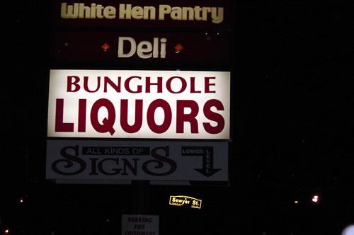Bunghole Liquors