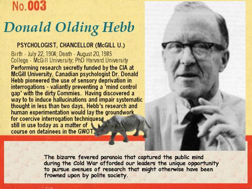 Donald O. Hebb