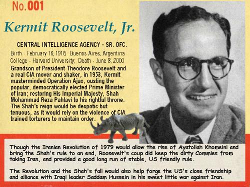 Kermit Roosevelt, Jr.